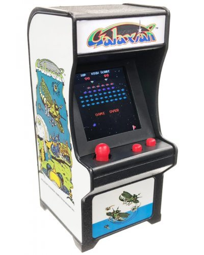 Galaxian Tiny Arcade Color Game Console
