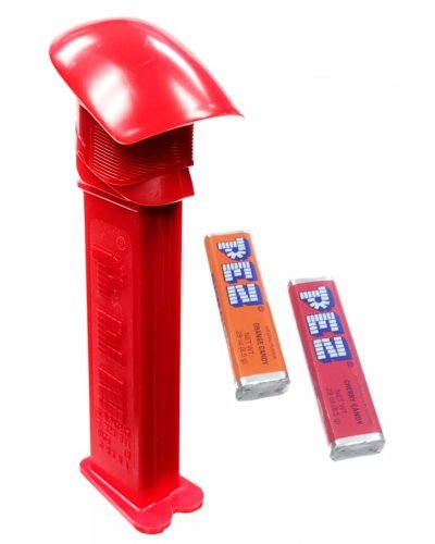 Red Praetorian Guard PEZ Candy Toy