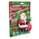 Santa Popper Soft Shooter Christmas Toy