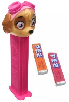 Skye Paw Patrol PEZ Dispenser Nick Jr