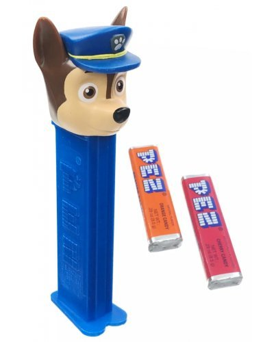 Chase Paw Patrol PEZ Dispenser Nick Jr