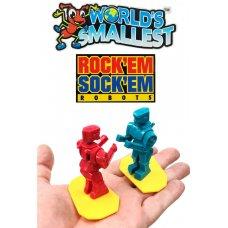 Rock'em Sock'em Robots Worlds Smallest
