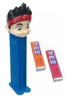 Jake the Pirate PEZ Dispenser Disney Junior