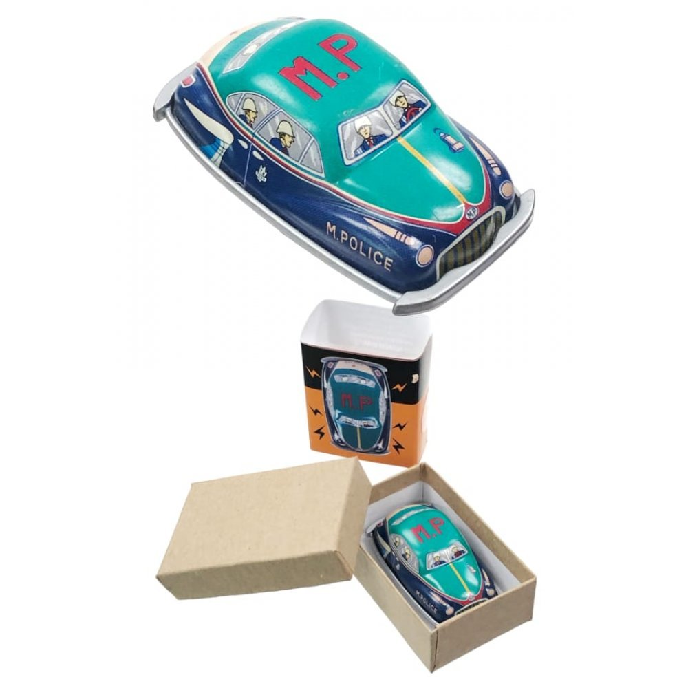 how to make magnetic toy car