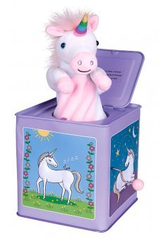 Unicorn Jack in the Box Twinkle Little Star