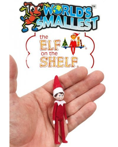 Elf on the Shelf : Worlds Smallest Christmas Toy