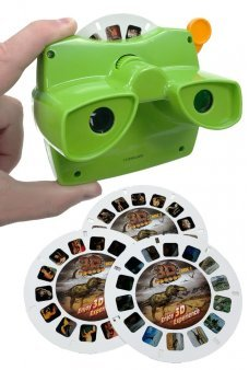 Dinosaurs 3D Viewer Set - View Master