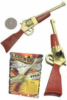 Mini Rifle Cap Gun Utah Wild West