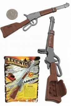 Mini Rifle Cap Gun Laramie Wild West
