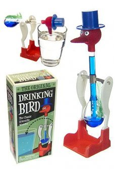 Original Drinking Bird Scientific Toy