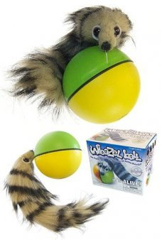 Weazel Ball Classic Animated Pet