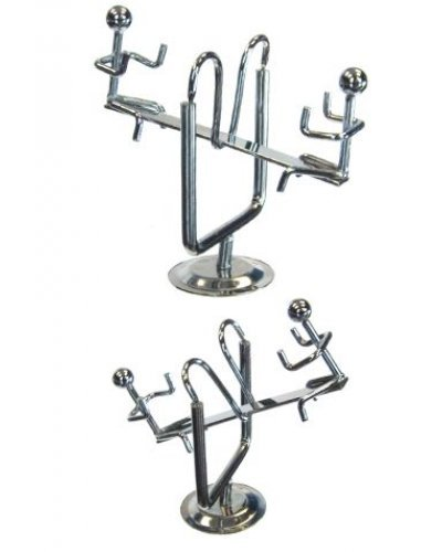 See Saw Balancing Silver Wire Mini