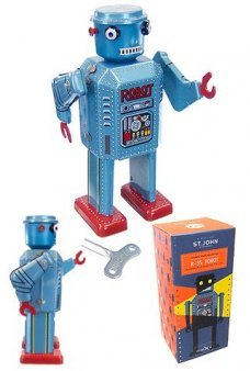 R35 Robot Limited Edition Tin Toy