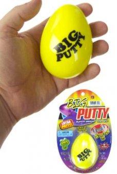Big Putty Yellow 4X Large Classic Egg