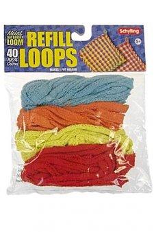 Metal Pot Holder Loom Refill Cotton