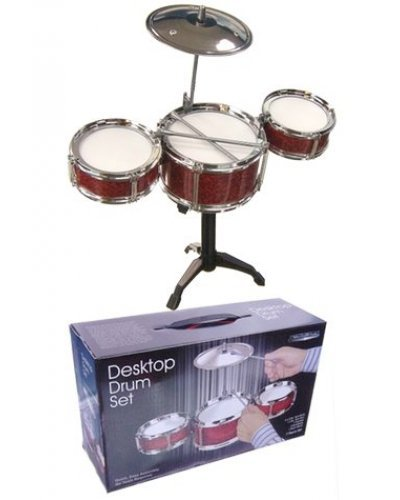 Desktop Drum Set Mini Musical Kit