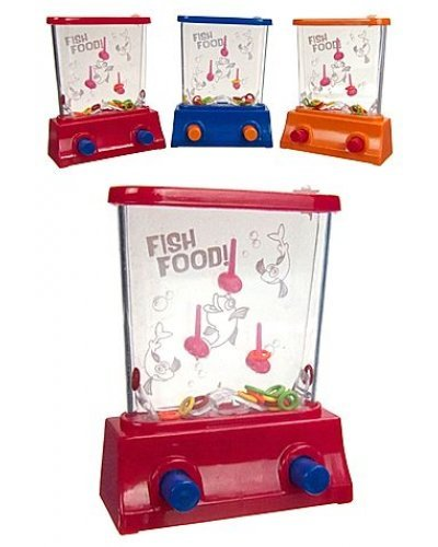 Fish Food Aqua Arcade Game Mini