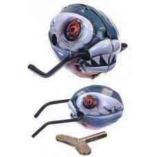 Piranha Wild Wind Up Tin Monster Fish