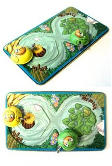 Duck Pond Classic Wind Up Tin Toy Set