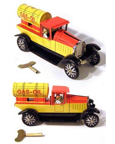 Gas Oil Tanker Truck