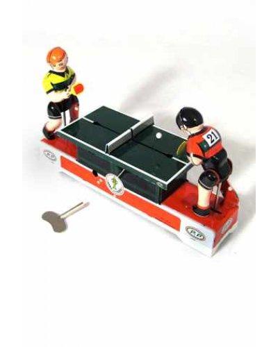 Ping Pong Match Tin Toy