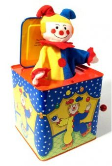 Jester in a Box Large
