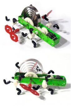 Sparking Crawler Awika