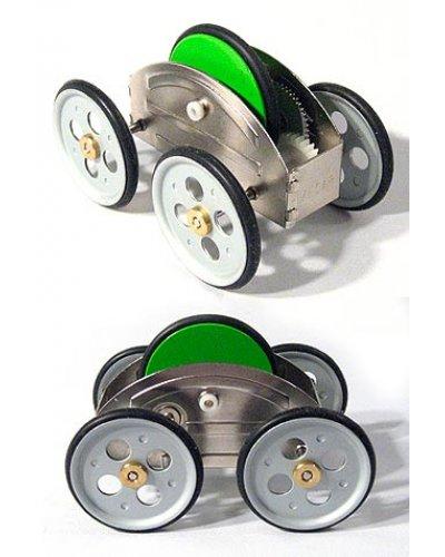 Five Wheels Zecar