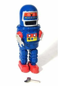 Roby Dome Head Robot