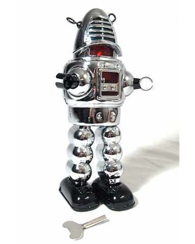 Chrome Planet Robot the Original Robby the Robot