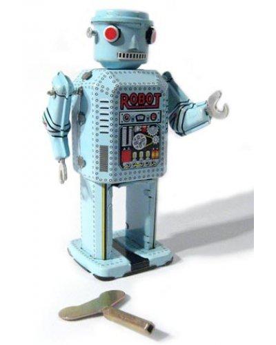 Red Eyes Robot R35 Masudaya Classic