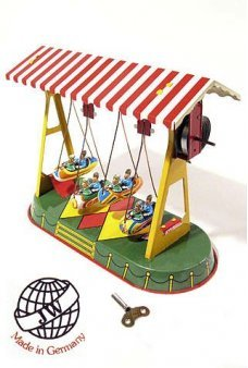 Rocket Swing Ride Made in Germany