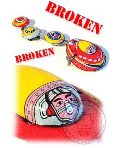 UFO Training Academy ***Broken