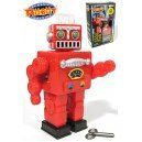 Red Robot Walking Windup
