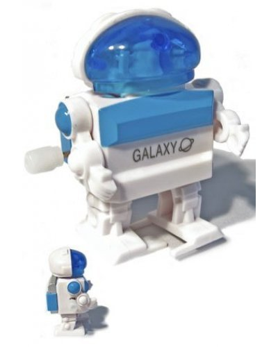 Venus Galaxy Robot Blue