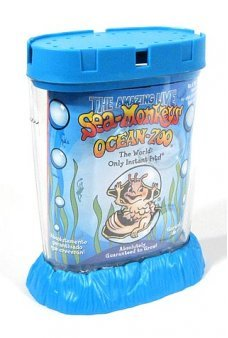 Sea Monkeys Ocean Zoo Kit Blue