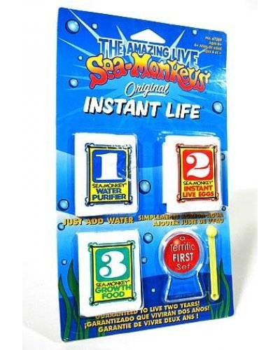 Sea Monkeys Original Instant Life Eggs