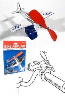 Bike Airplane by Schylling