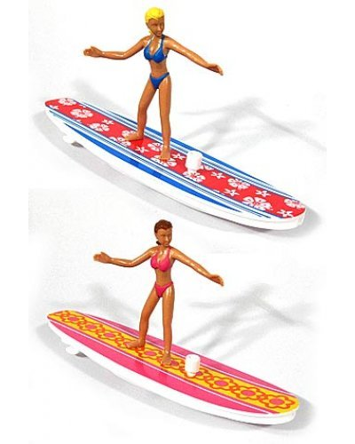 Surfin Girl Water Wind Up