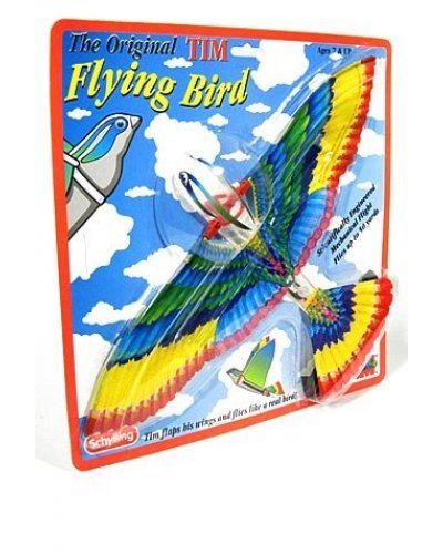 Tim Flying Bird DaVinci Ornithopter