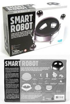 Smart Robot Bump and Go Experimental Kit