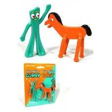 Gumby and Pokey Mini Set 1956