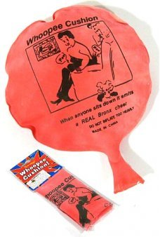 Whoopee Cushion Toy Noisy Gag Joke