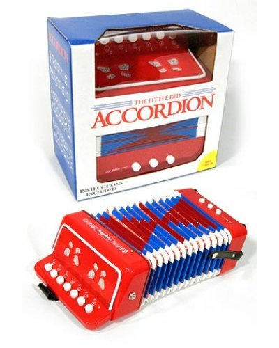 Little Red Accordion