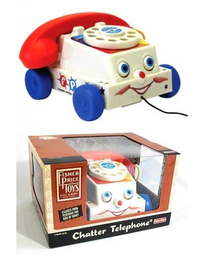 Chatter Telephone 1961 The Original