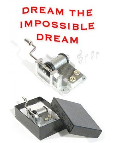 The Impossible Dream Music Box 1965