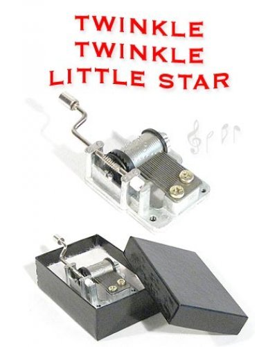 Twinkle Little Star Music Box 1806