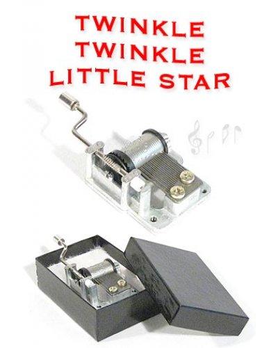Twinkle Little Star Music Box 1806