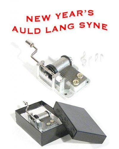 Auld Lang Syne Music Box 1788