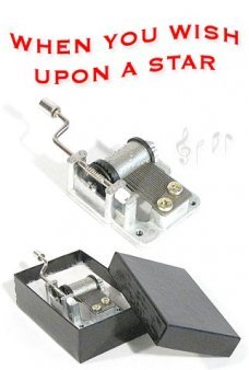 Wish Upon A Star Music Box 1946